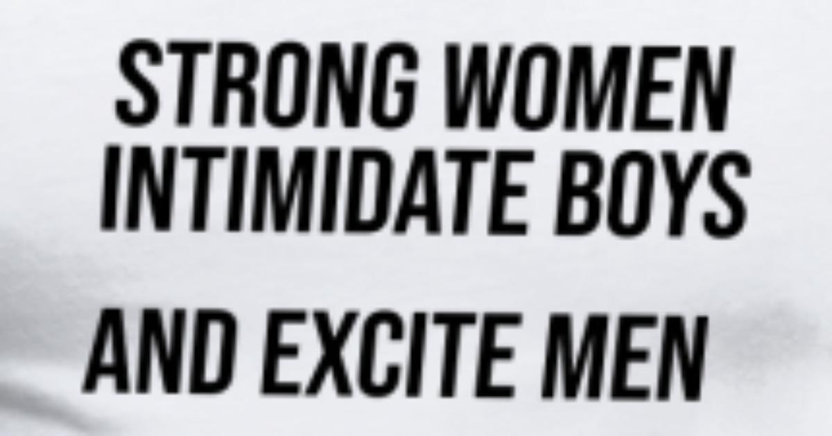Strong Woman BDSM bondage Devot Submissive gift Men's Premium T-Shirt    Spreadshirt
