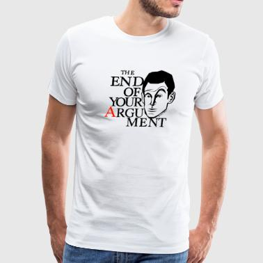 Sam Harris' Smackdown - Men's Premium T-Shirt