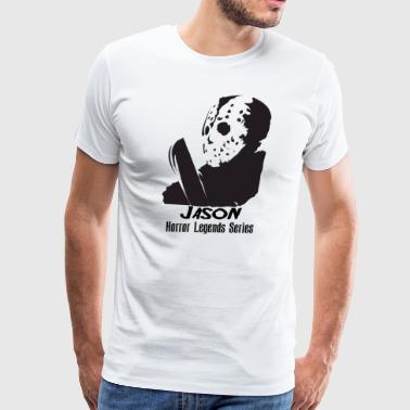 Jason, Friday the 13th - Men's Premium T-Shirt