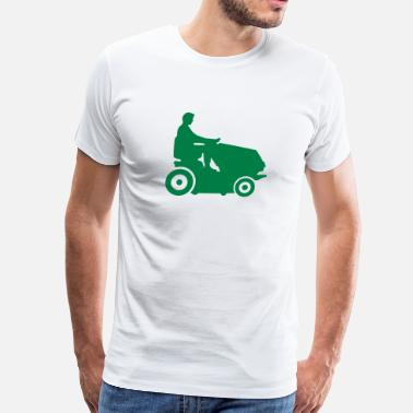 Lawn Mower Lawn mower - Men's Premium T-Shirt