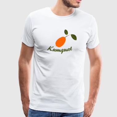 kumquat - Men's Premium T-Shirt