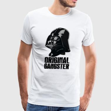 Original Gangster Vader Original Gangster - Men's Premium T-Shirt