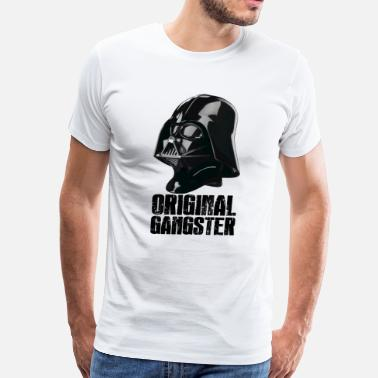 Darth Vader Gangster Vader Original Gangster - Men's Premium T-Shirt