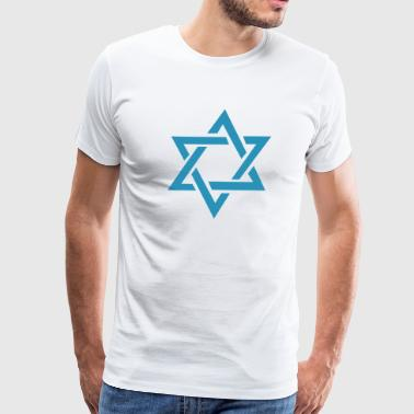 Star of David - Men's Premium T-Shirt