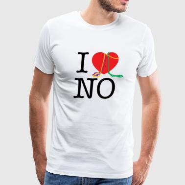 I Love New Orleans - Men's Premium T-Shirt