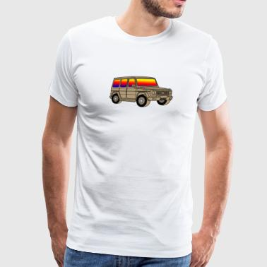 Gucci GWagon - Men's Premium T-Shirt