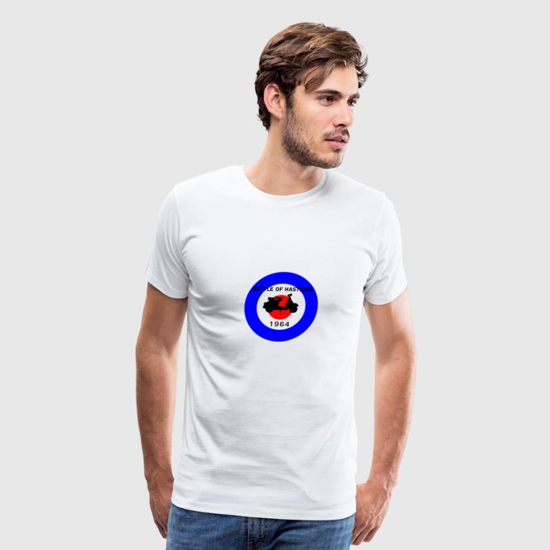 MOD's BATTLE OF HASTINGS 1964 T SHIRT - Men's Premium T-Shirt
