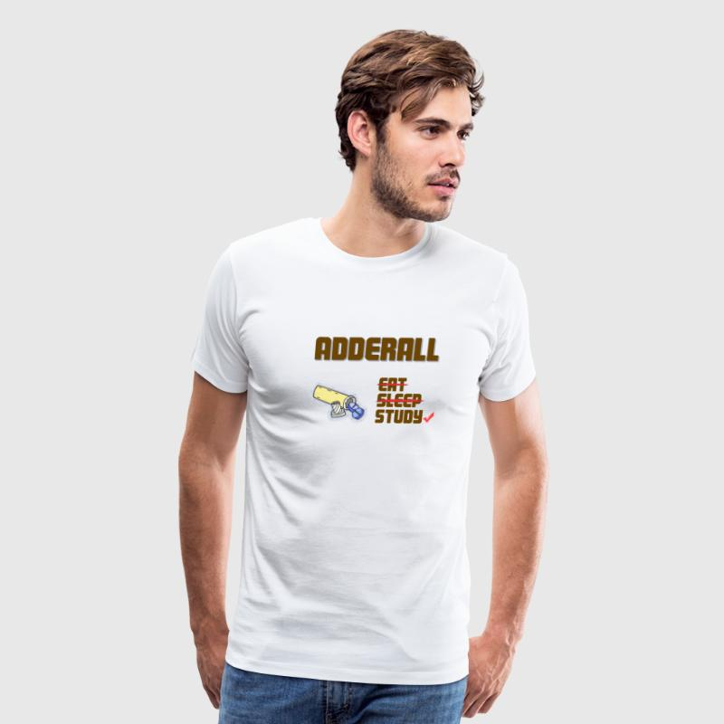Adderall - Men's Premium T-Shirt