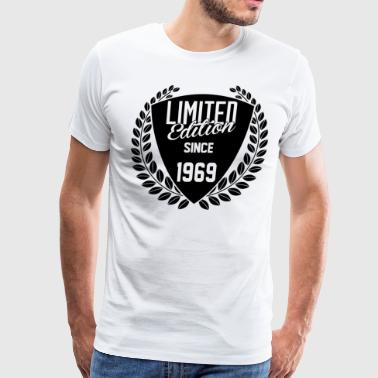 Limited Edition Since 1969 - Men's Premium T-Shirt