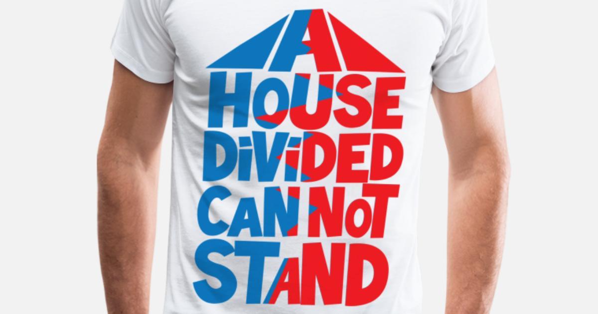 a1f9e0e7 HOUSE DIVIDED Men's Premium T-Shirt | Spreadshirt