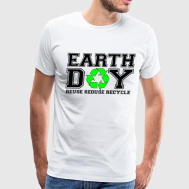 earth_day_2012_tshirt - Men's Premium T-Shirt