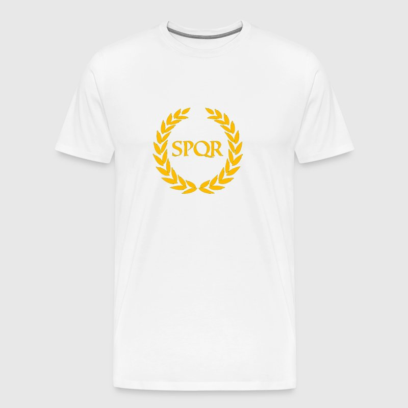 Camp Jupiter Spqr T shirt - Men's Premium T-Shirt