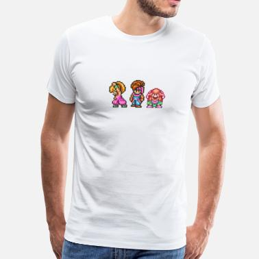 Secret Of Mana Secret of Mana - Heroes - Men's Premium T-Shirt