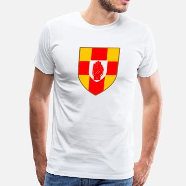 Province Ulster Province Ireland - Men's Premium T-Shirt