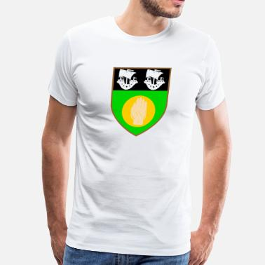 Ireland County County Louth Ireland Crest - Men's Premium T-Shirt
