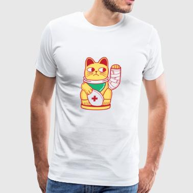 Unlucky Cat - Men's Premium T-Shirt