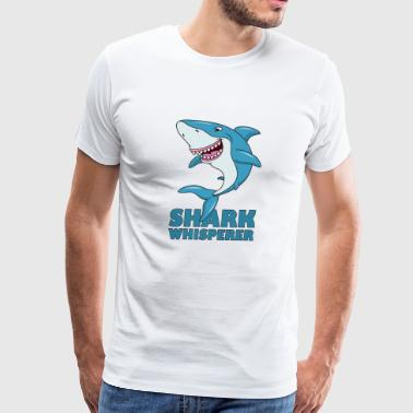 Shark Whisperer - Men's Premium T-Shirt