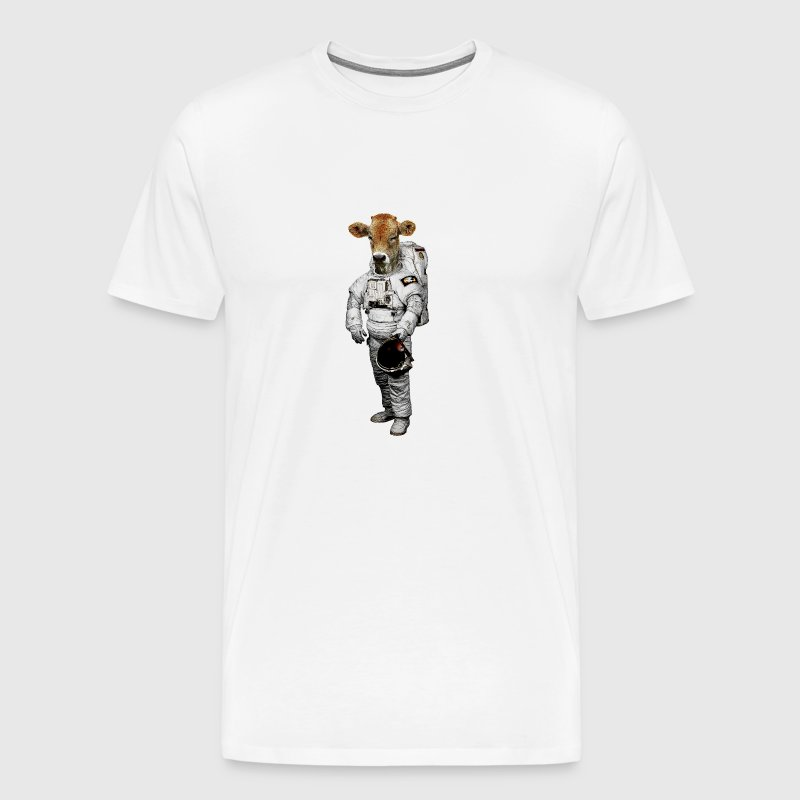 Space Cow - Men's Premium T-Shirt