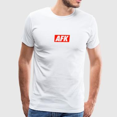 AFK - Men's Premium T-Shirt