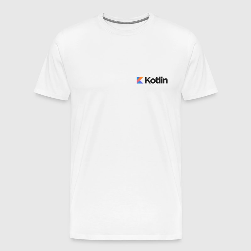 Kotlin - Men's Premium T-Shirt