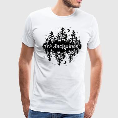 Northern nights - Men's Premium T-Shirt