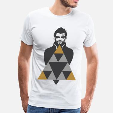 Adam The Woo Adam Jensen - Men's Premium T-Shirt
