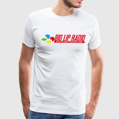 SNES Style - Men's Premium T-Shirt
