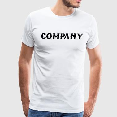 High Company company - Men's Premium T-Shirt
