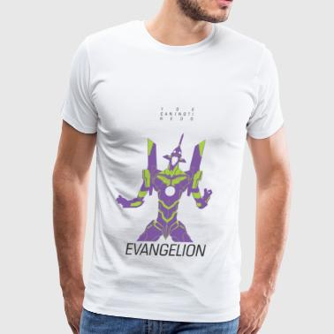 eva 01 - Men's Premium T-Shirt