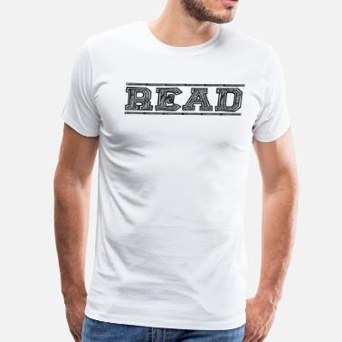 Read Aloud Read - Men's Premium T-Shirt