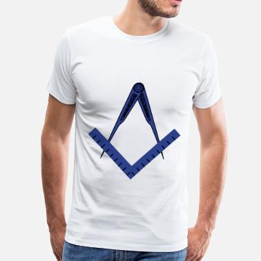 Freemason - Men's Premium T-Shirt