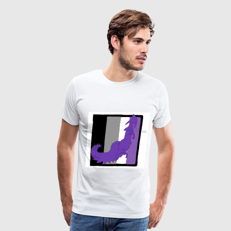 Biromantic Asexual Pride - Men's Premium T-Shirt
