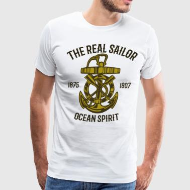 Ocean Spirit 1907 - Men's Premium T-Shirt