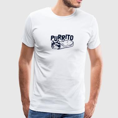 Purrito - Men's Premium T-Shirt