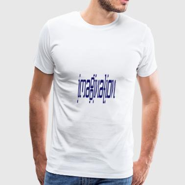 The Imagination - Men's Premium T-Shirt
