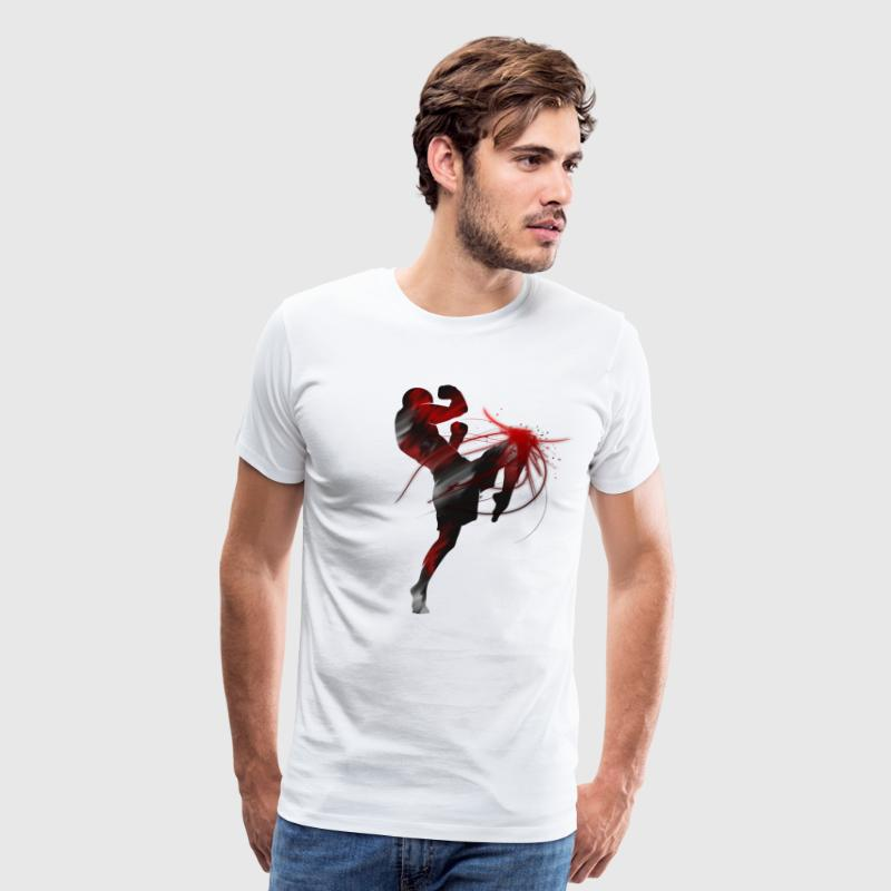 Muay Thai - Men's Premium T-Shirt