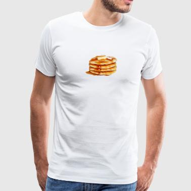 Pancakes! TOO! - Men's Premium T-Shirt
