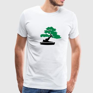 Bonsai Tree - Men's Premium T-Shirt