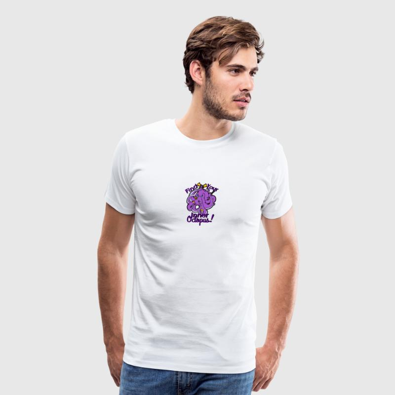 Find Your Inner Octopus! - Men's Premium T-Shirt