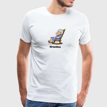 Grandma - Men's Premium T-Shirt