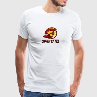 SPARTANS - Men's Premium T-Shirt