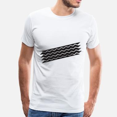 Tyre tyre mark - Men's Premium T-Shirt
