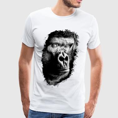 Gorillas Clothing Gorilla - Men's Premium T-Shirt