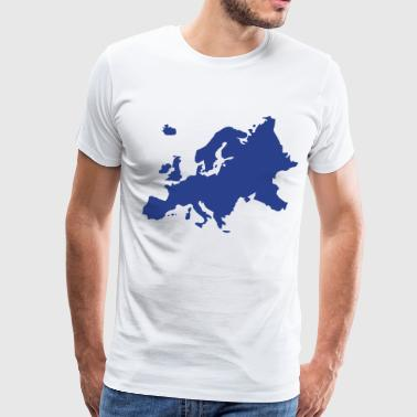 Europe Geek Europe - Men's Premium T-Shirt