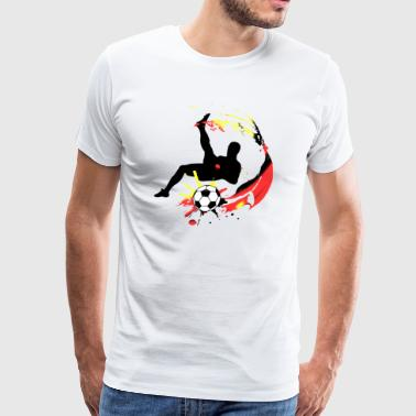 Soccer Germany World Cup European - Men's Premium T-Shirt