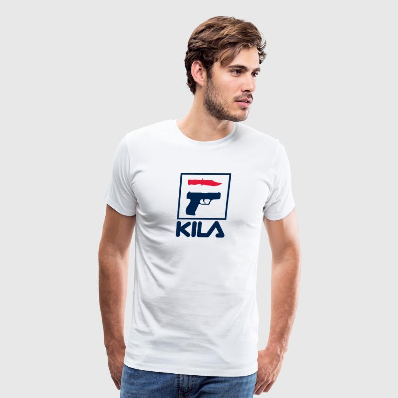 Kila - Men's Premium T-Shirt