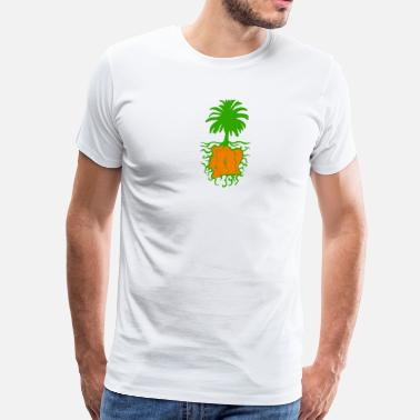 Rina Arling Design Ivory Coast Roots - Men's Premium T-Shirt