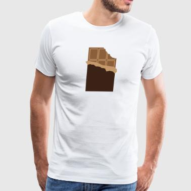 A Bar Of Chocolate - Men's Premium T-Shirt
