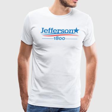 Lin Manuel Miranda Jefferson 1800 - Men's Premium T-Shirt