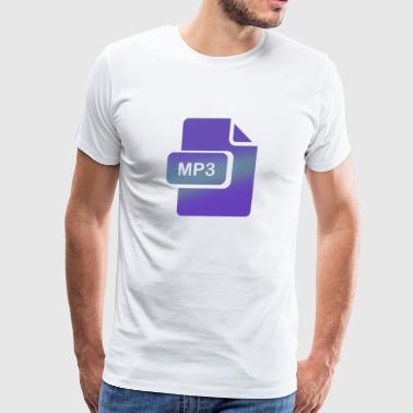mp3 - Men's Premium T-Shirt